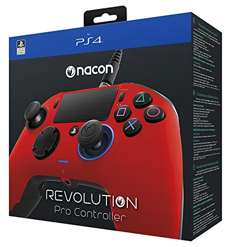 Nacon Revolution Pro Controller - Mando inalámbrico, varios colores (PS4)