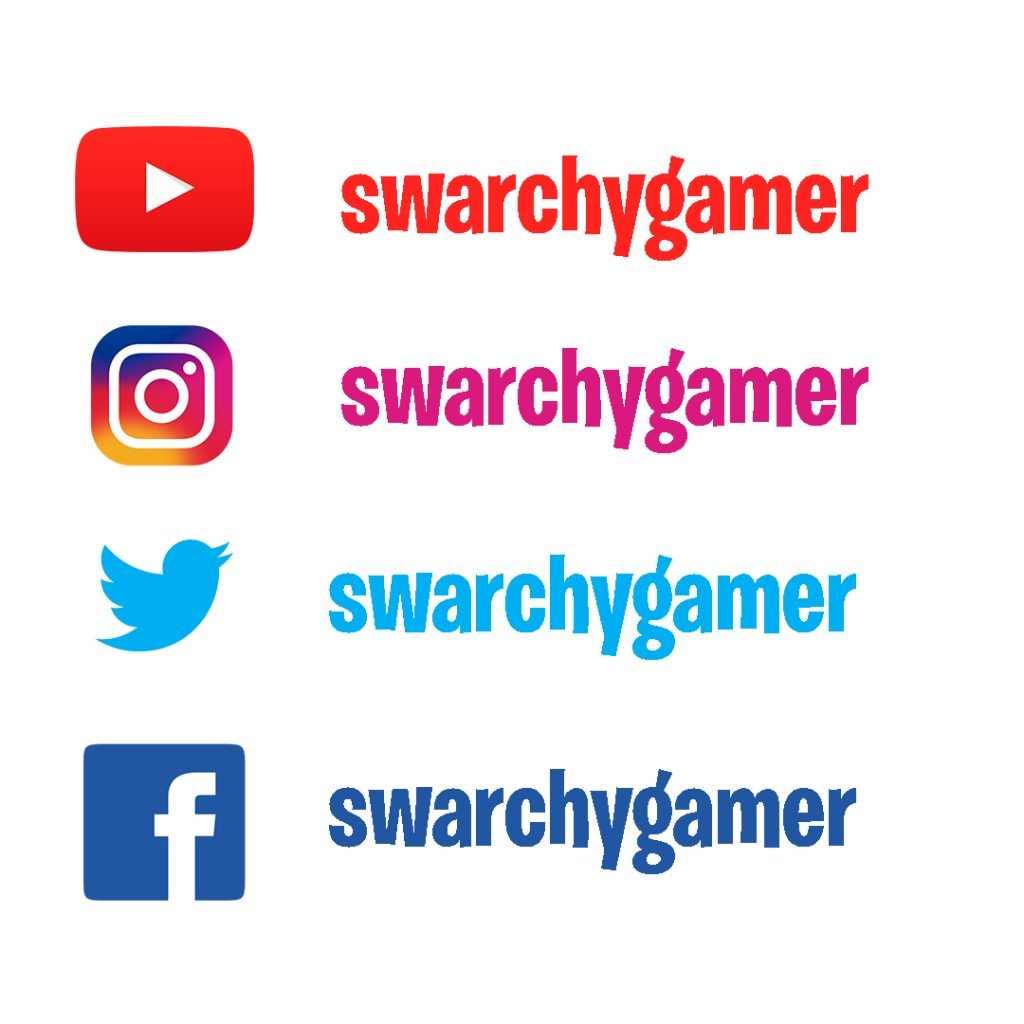 REDES SOCIALES. SWARCHYGAMER